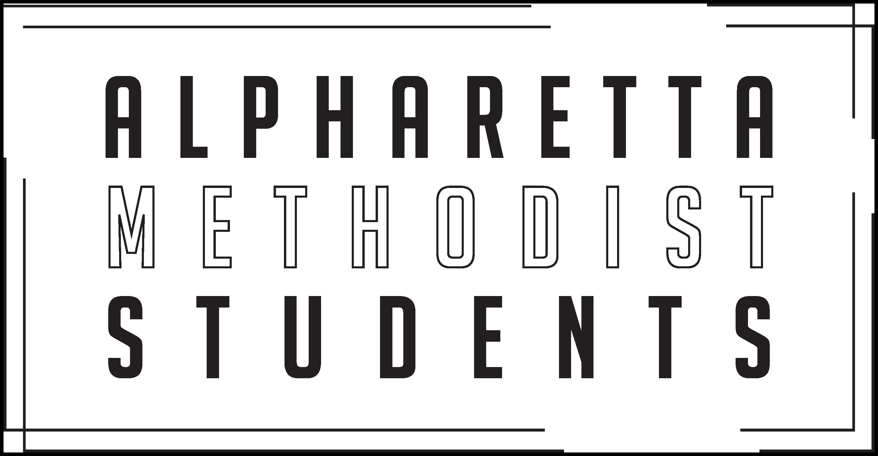 Alpharetta Methodist Students logo